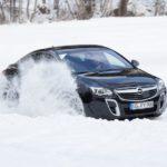 Das Opel Wintertraining mit Sascha Bert