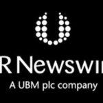 PR Newswire mit frischem Design