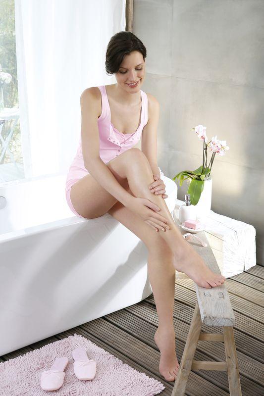 Topmodel Luise Will für Gillette Venus