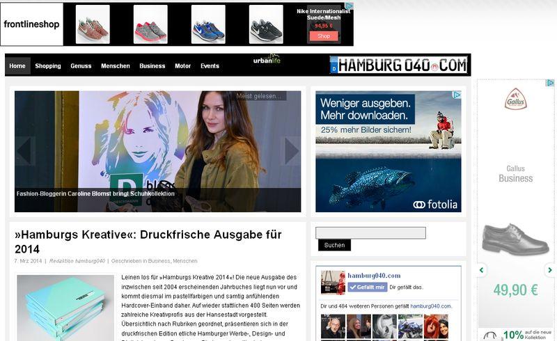 Werbung in Blogs buchen