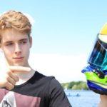 Sebastian Balthasar: Neue Pressebilder des Nachwuchs-Rennfahrers