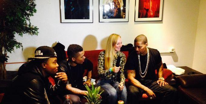 Das Konzert in Hamburg: JaySmoove, Silk und Next live