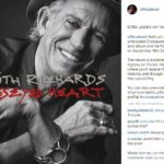 "Neues Album von Keith Richards: ""Crosseyed Heart"""