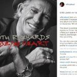 """Neues Album von Keith Richards: """"Crosseyed Heart"""""""