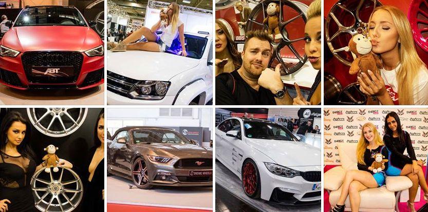 Impressionen: Fanaticar bei der Essen Motor Show