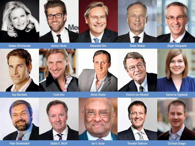 Media Entertainment Night in Hamburg: Podiumsdikussion zu den Olympischen Spielen