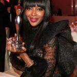 """Naomi Campbell als """"Beauty Idol"""" ausgezeichnet"""