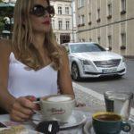 "Cadillac CT6: ""Media Drive"" in Berlin"