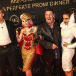 TV Termin: Promi Dinner mit Belle la Donna, Ela Tas, Michael Ammer und Winfried Glatzeder