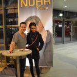 Oberhausen: Mia Gray bei Dieter Nuhr