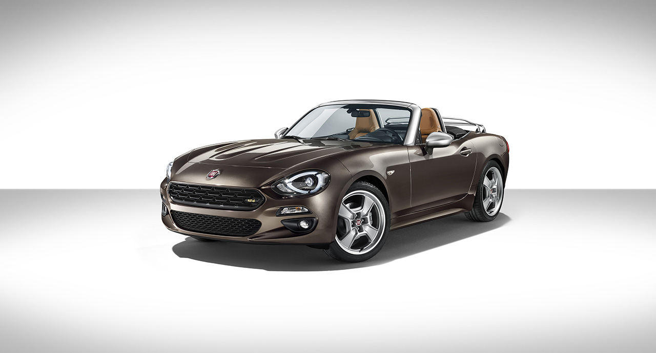 Fiat 124 Spider America Limited