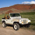 Goldenes Klassik Lenkrad 2016 für den Jeep® Wrangler
