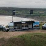 Jeep® feiert mit erstem Pop-up Händler 75 Jahre Geschichte