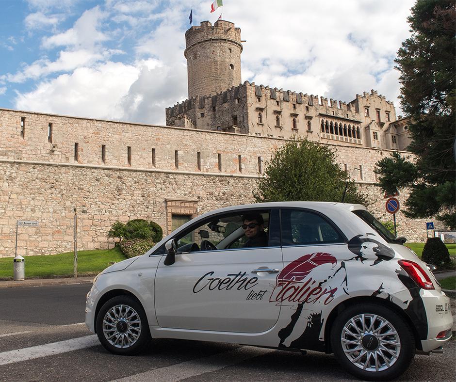 """""""Goethe liebt Italien"""" - Fiat-500-Blogger schildern ihre Eindrücke"""