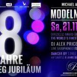 Das besondere Modelnacht Special: 8 Jahre Privileg in Hamburg
