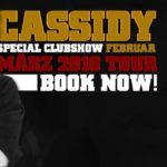 "US Rapper ""Cassidy"" auf Clubtour in Europa"