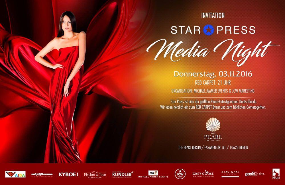 Star Press Media Night