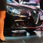 Autosalon Paris: Fotos von Fiat, Alfa Romeo, Jeep und Abarth