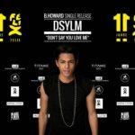 Berlin: Release-Party mit US Star Brandon Howard und seinem Song #DSYLM im Felix