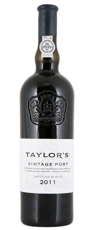 Taylors Vintage Port 2011