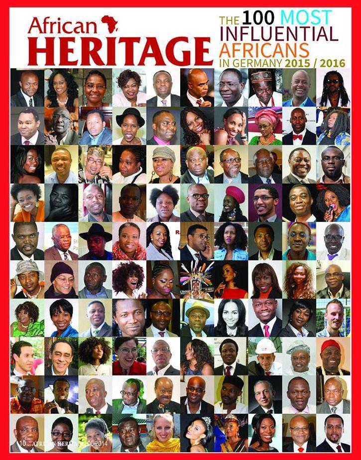 African Heritage Magazine