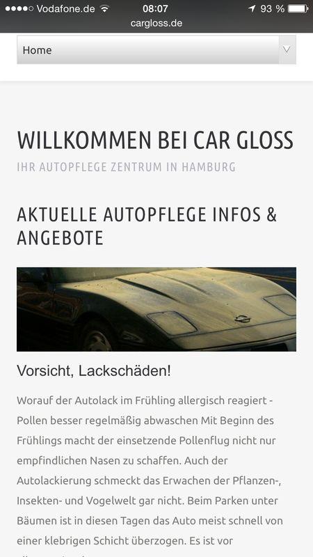 Car Gloss – cargloss.de