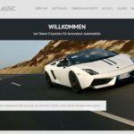 """Cars and Classic"" mit Online-Launch unter carsandclassic.de"
