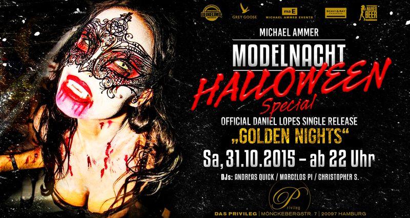 Ammer Modelnacht Halloween Special 2015