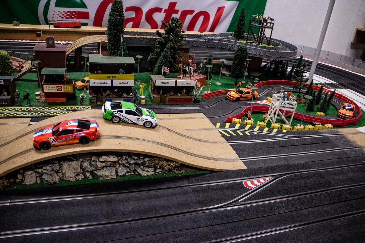 Renncenter Hamburg – Slot Car Racing