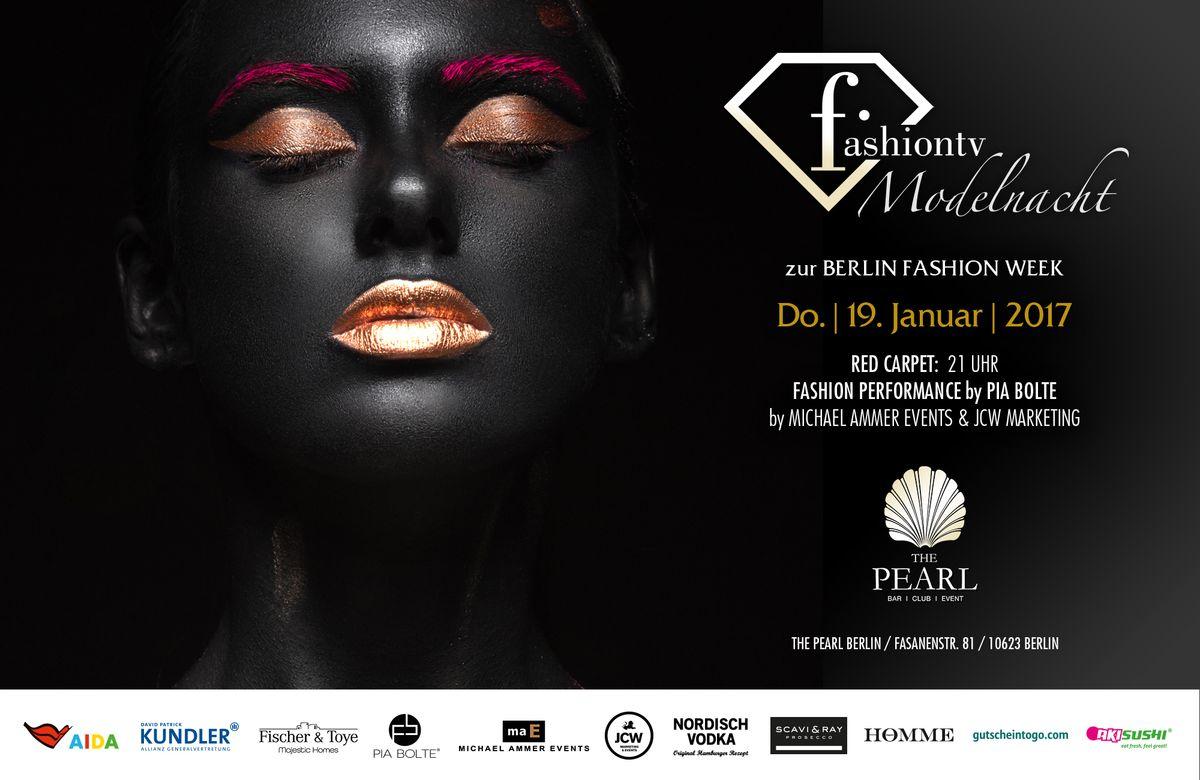 Fashion TV Modelnacht zur Berlin Fashion Week