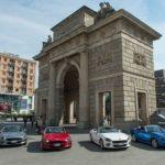 Fiat 124 Spider, Salone del Mobile Milano