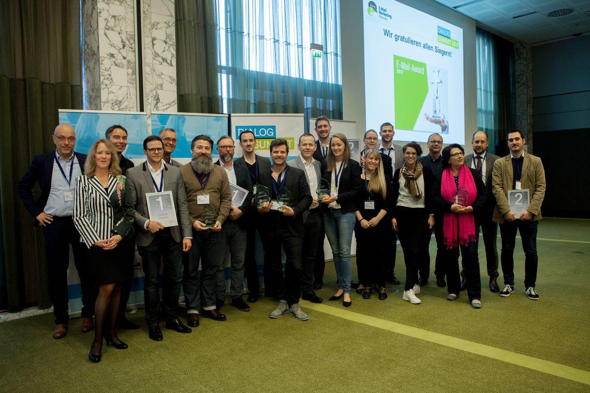 E-Mail-Award: Rewe und Saturn Österreich überzeugen
