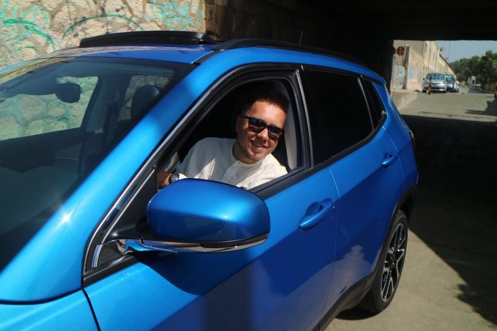 DJ Tomekk, Jeep Compass