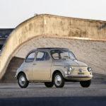 """Fiat 500 goes MoMa – legendärer """"Nuova Cinquecento"""" ins Museum of Modern Art in New York aufgenommen"""