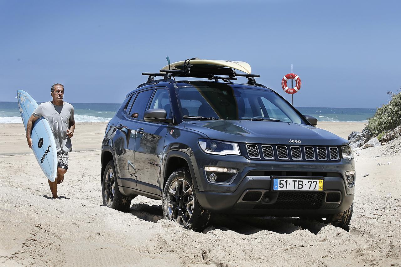 Jeep® verlängert die exklusive, weltweite Partnerschaft mit der World Surf League