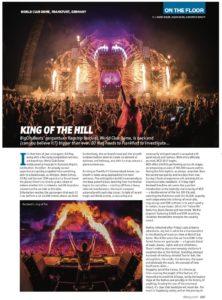 DJ Mag, World Club Dome