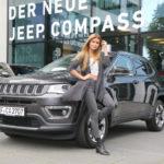 Angesagte Influencer fahren Jeep® Compass