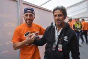 Fiat Professional Markenbotschafter Tony Cairoli ist zum neunten Mal Motocross-Weltmeister