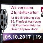 Verlosung: Filmfest-Tickets