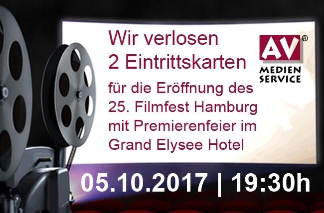 25. Filmfest Hamburg