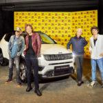 Rolling Stones und Jeep® Compass rocken Paris beim Abschlusskonzert der Europa-Tournee