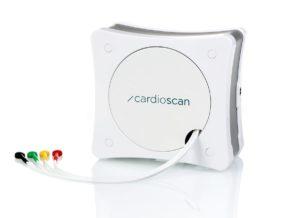 cardioscan, Herz-Stress-Test