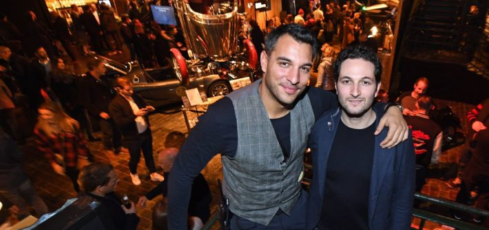 Man's World: Karim Debabe, Daniel Rasumowsky
