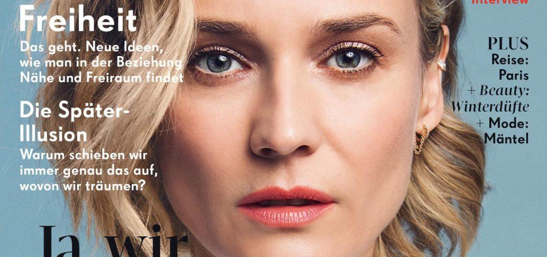 Emotion: Diane Kruger im Interview