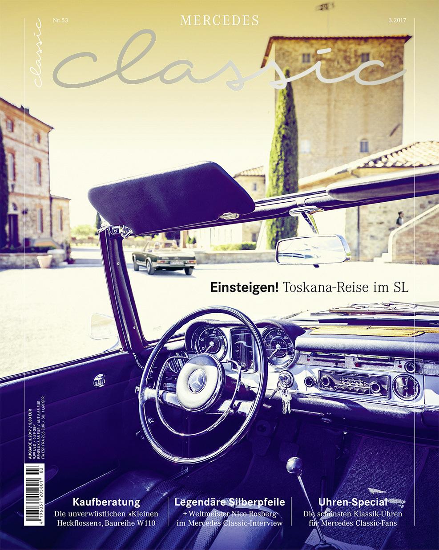 "Magazin ""Mercedes Classic"""