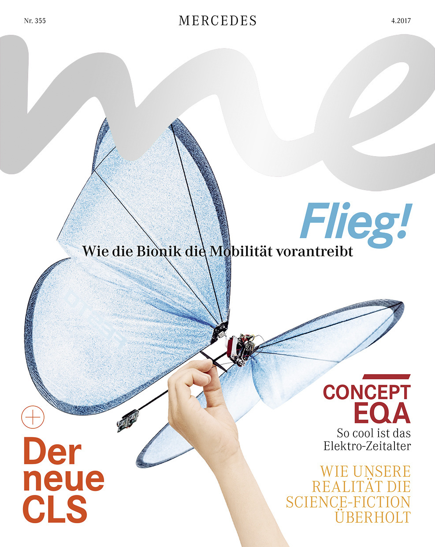 "Magazin ""Mercedes me"""