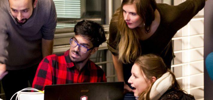 VRExperience, cardioscan, Hochschule Macromedia, Nacht des Wissens 2017