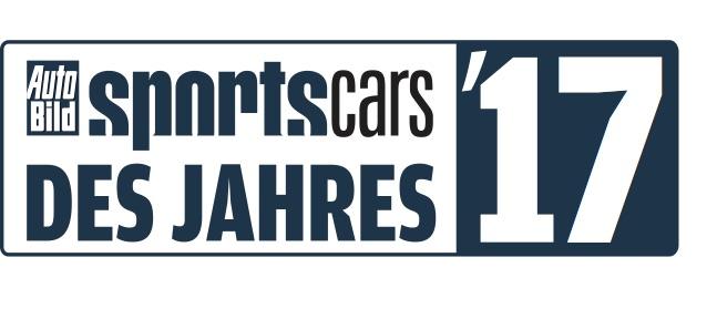 """Jeep® Grand Cherokee SRT gewinnt Leserwahl bei """"Auto Bild Sportscars des Jahres 2017"""""""