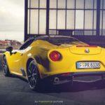 "Best Of bei ""Shots"": Alfa Romeo 4C Spider"