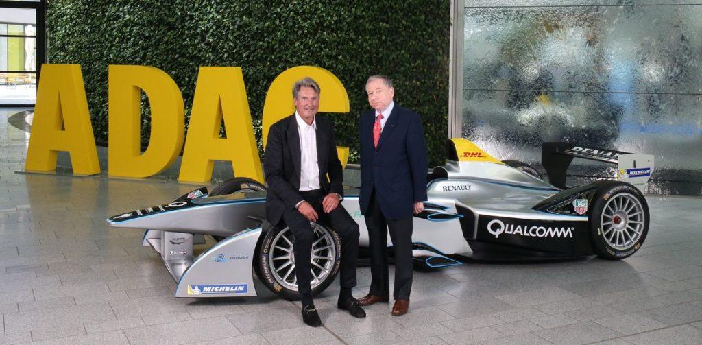 Hermann Tomczyk ist FIA-Vizepräsident